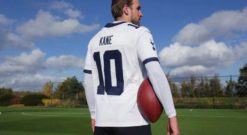 Quick Idea For Link Worthy Content #1: Harry Kane To NFL